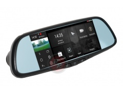 Купить зеркало видеорегистратор на Android | Зеркало заднего вида и видеорегистраторы на RedPowe.ru