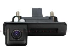 Камера в ручку на Skoda Superb