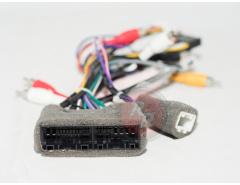 Колодка для 21074B IPS, 21047RB IPS комплектации без навигации