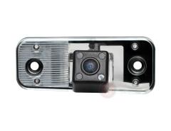 Камера заднего хода RedPower HYU116  hyundai Santa FE штатная парковки