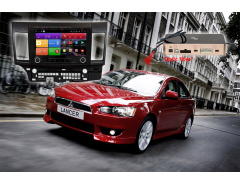 Штатное головное устройство Mitsubishi Lancer автомагнитола Redpower K 31037 R IPS DSP android