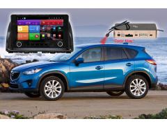 Штатное головное устройство Mazda CX-5 автомагнитола Redpower K 51112 R IPS DSP android