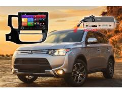 Штатное головное устройство Mitsubish Outlander автомагнитола Redpower K 31156 R IPS DSP android
