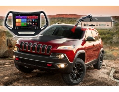 Штатное головное устройство Jeep Cherokee автомагнитола Redpower K 31215 R IPS DSP Android