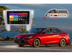 Штатное головное устройство Toyota Camry V55 автомагнитола Redpower K 31231 R IPS DSP android