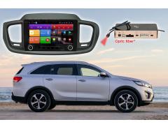 Штатное головное устройство Kia Sorento Prime автомагнитола Redpower K 31242 R IPS DSP Android