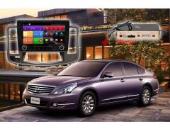 Штатное головное устройство Nissan Teana автомагнитола Redpower K 31300 R IPS DSP Android