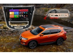 Штатное головное устройство Nissan qashqai, X-trail автомагнитола Redpower K 31301 R IPS DSP android