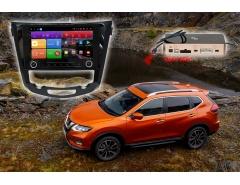 Штатное головное устройство Nissan qashqai, X-trail автомагнитола Redpower K 51301 R IPS DSP android