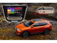 Штатное головное устройство Nissan qashqai, X-trail автомагнитола Redpower K 31321 R IPS DSP android