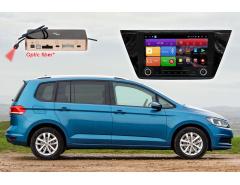 Штатное головное устройство Volkswagen Touran автомагнитола Redpower K 31402 R IPS DSP Android