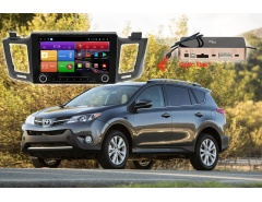 Магнитола Toyota Rav4 2012+ автомагнитола Redpower K 51017 R IPS DSP Android