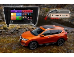 Штатное головное устройство Nissan qashqai, X-trail автомагнитола Redpower K 51310 R IPS DSP android