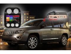 Штатное головное устройство Jeep Compass автомагнитола Redpower K 51316 R IPS DSP Android