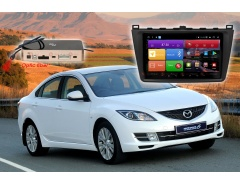 Штатное головное устройство Mazda 6 автомагнитола Redpower K 51002 R IPS DSP android