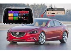 Штатное головное устройство Mazda 6 автомагнитола Redpower K 51012 R IPS DSP Android
