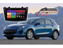 Штатное головное устройство Mazda 3 автомагнитола Redpower K 51034 R IPS DSP Android