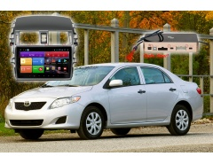 Штатное головное устройство Toyota Corolla Redpower K 51063 R IPS DSP автомагнитола android