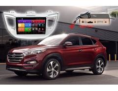 Штатное головное устройство Hyundai Tucson автомагнитола Redpower K 51147 R IPS DSP