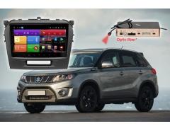 Штатное головное устройство Suzuki Vitara автомагнитола Redpower K 51153 R IPS DSP android