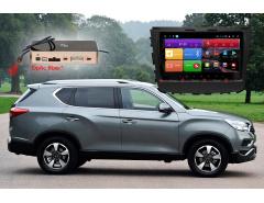 Штатное головное устройство Ssang Yong Rexton Redpower K 51159 R IPS DSP автомагнитола android