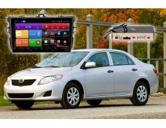 Штатное головное устройство Toyota Corolla Redpower K 51163 R IPS DSP автомагнитола android