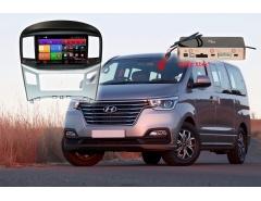 Головное устройство Android Hyundai Starex H1 RedPower K 51214 R IPS DSP