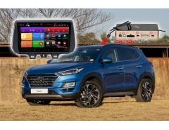 Штатное головное устройство Hyundai Tucson автомагнитола Redpower K 51247 R IPS DSP