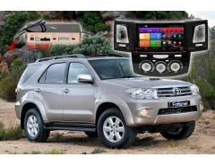 Штатное головное устройство для Toyota Fortuner, Hilux RedPower K 51269 R IPS DSP