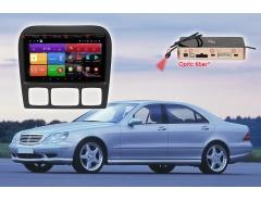 Штатная автомагнитола RedPower K 51350 R IPS DSP для Mercedes