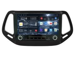 Автомагнитола RedPower K71315 для Jeep Compass 2-поколение с маленьким дисплеем (09.2016-н.в)