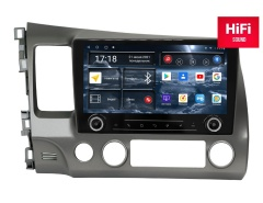 Автомагнитола RedPower K75024 Hi-Fi для Honda Civic 8-поколение (09.2005-03.2012)