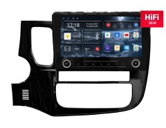 Автомагнитола RedPower K75156 Hi-Fi для Mitsubishi Outlander 3-поколение (10.2012-2019)