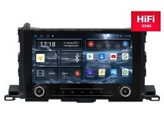 Автомагнитола RedPower K75184 Hi-Fi для Toyota Highlander 3-поколение XU50 (03.2013-07.2020)