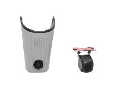 Двухканальный видеорегистратор RedPower DVR-AUD-N DUAL серый (Audi 2011+)